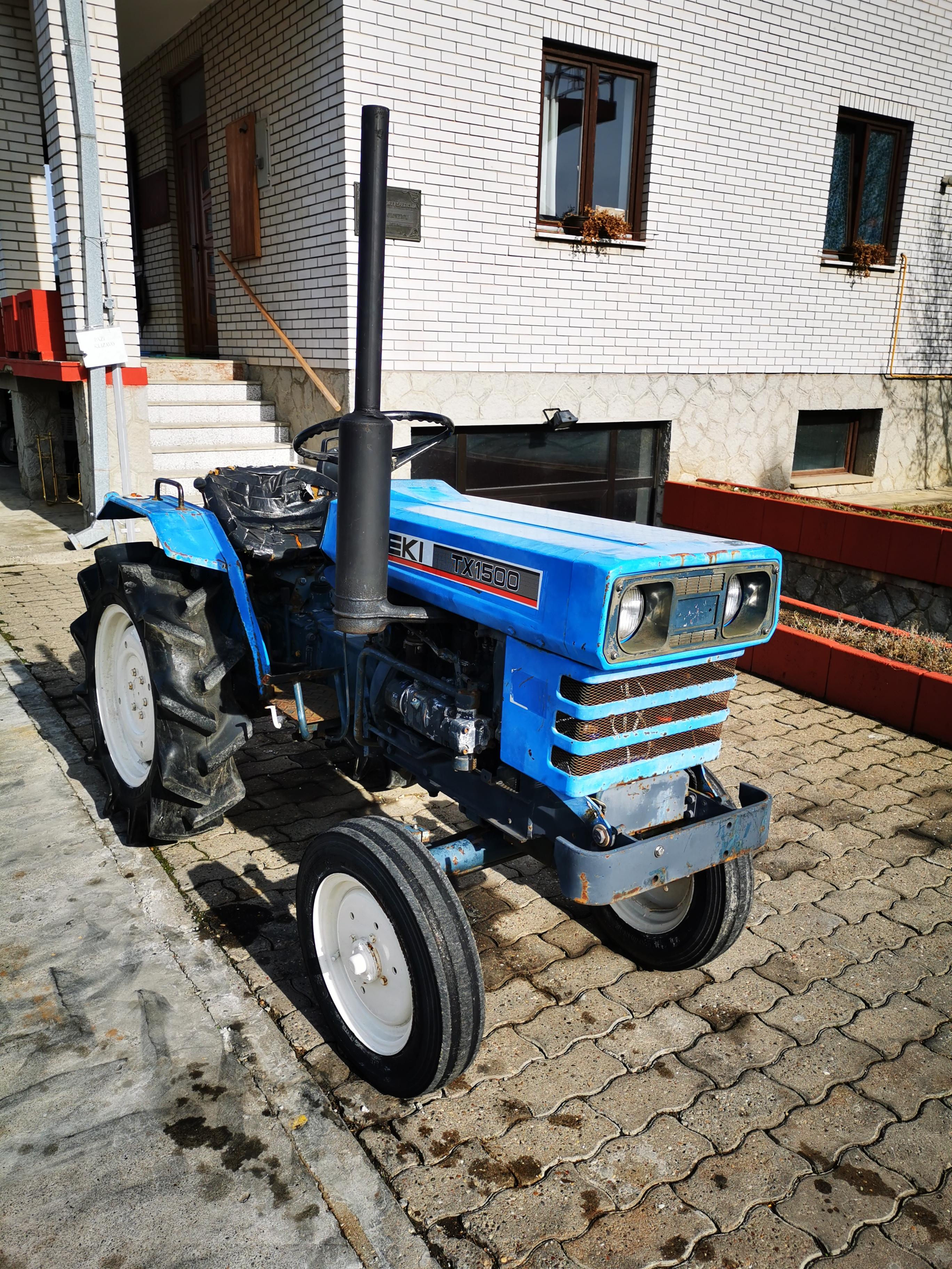 ISEKI TX1500
