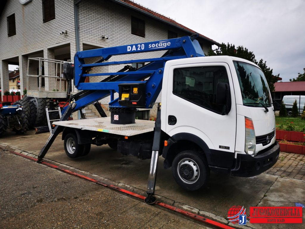 Nissan Cabster Socagee