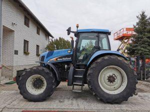 traktor new holland polovan
