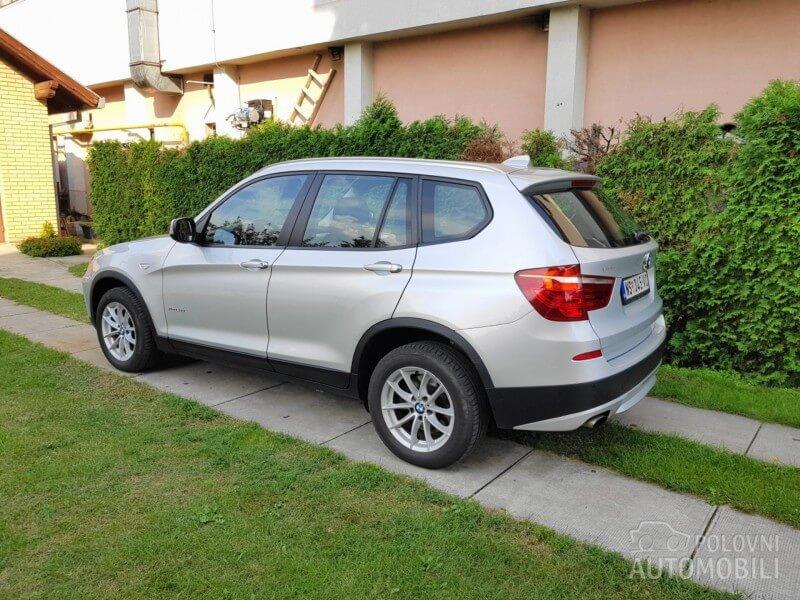 BMW X3 2.0 D XDrive