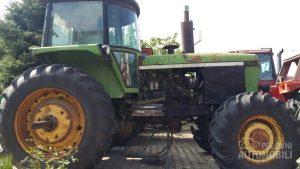 traktor john deere 4630