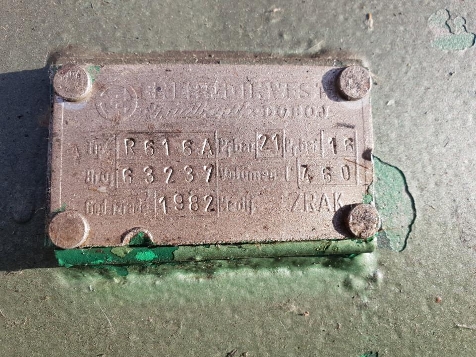 KOMPRESOR TRUDBENIK 460l