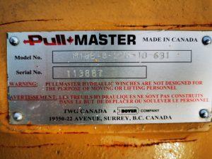 Oprema za kran pullmaster 188 freefall