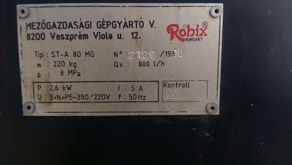 PUROMAT ROBIX
