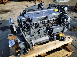 motor deutz 180 kw/ 241 ks
