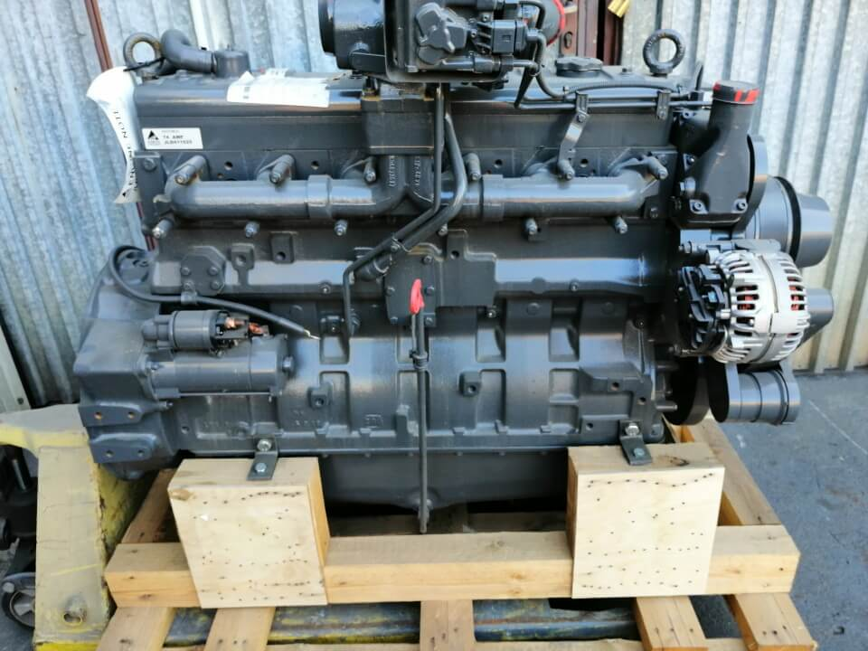 motor agco power 225kw