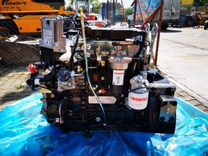 motor perkins 55kw