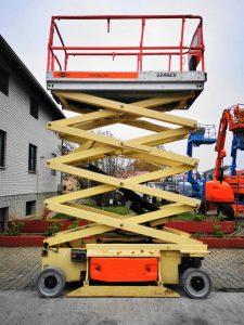 makazasta platforma za rad na visini genie 3246es elektro na 12m